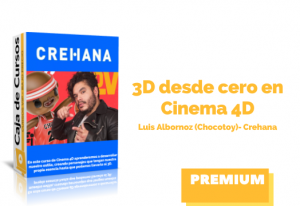 3D desde cero en Cinema 4D
