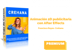 Animación 2D publicitaria con After Effects