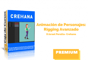 Animación de Personajes: Rigging Avanzado