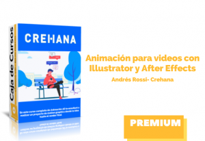 Animación para videos Illustrator y After Effects