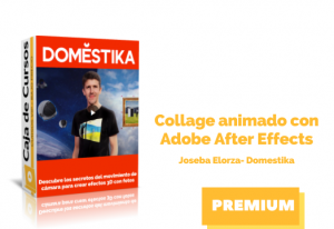Collage animado con Adobe After Effects