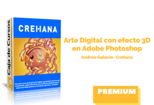 Arte Digital con efecto 3D en Adobe Photoshop