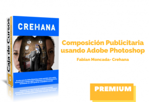 Composición Publicitaria usando Adobe Photoshop