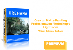 Crea un Matte Painting en Photoshop y Lightroom