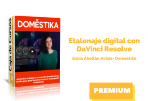 Etalonaje digital con DaVinci Resolve