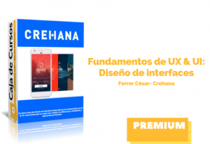 Fundamentos de UX & UI: Diseño de interfaces