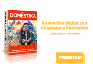 Ilustración digital con Illustrator y Photoshop