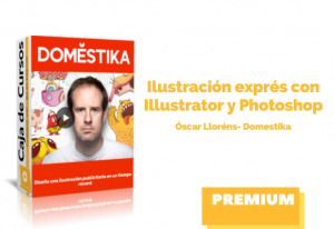 Ilustración exprés con Illustrator y Photoshop