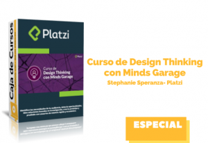 Curso de Design Thinking con Minds Garage