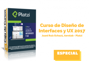 Curso de Diseño de Interfaces y UX 2017