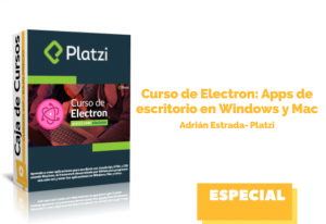 Curso de Electron: Apps de escritorio en Windows y Mac